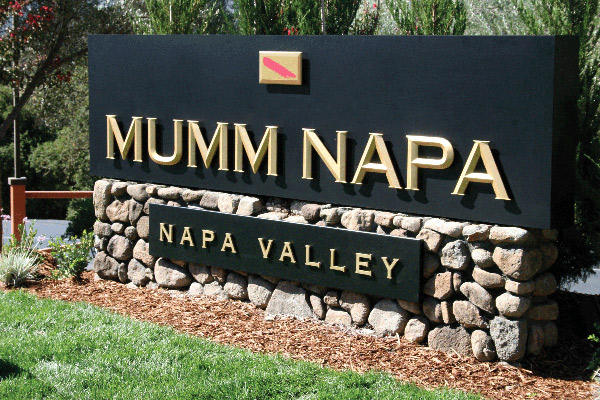 Sparkling Wines from Mumm Napa