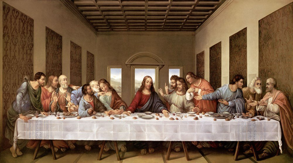 The Wine at the Last Supper